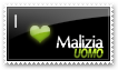 Malizia Uomo Stamp by conceptions