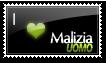 Malizia Uomo Stamp by conceptions