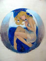 angel's sleep by TakanoDem