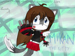 Mikan the Kitty (Regalo para Hannah)