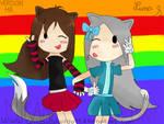 Mikan y Yuni-Version HA