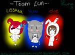 Lissana,Cloe,Yuni-Team Fun