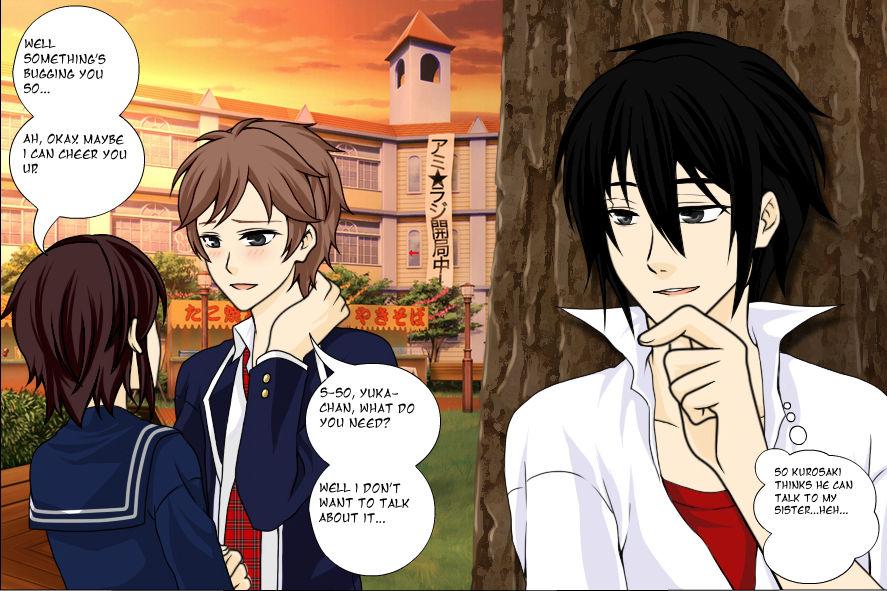 Corpse Party Manga Differ Pg 4 By Yuka Mochida On Deviantart