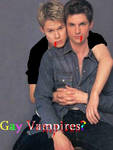 Gay Vampires... by Busted-Love