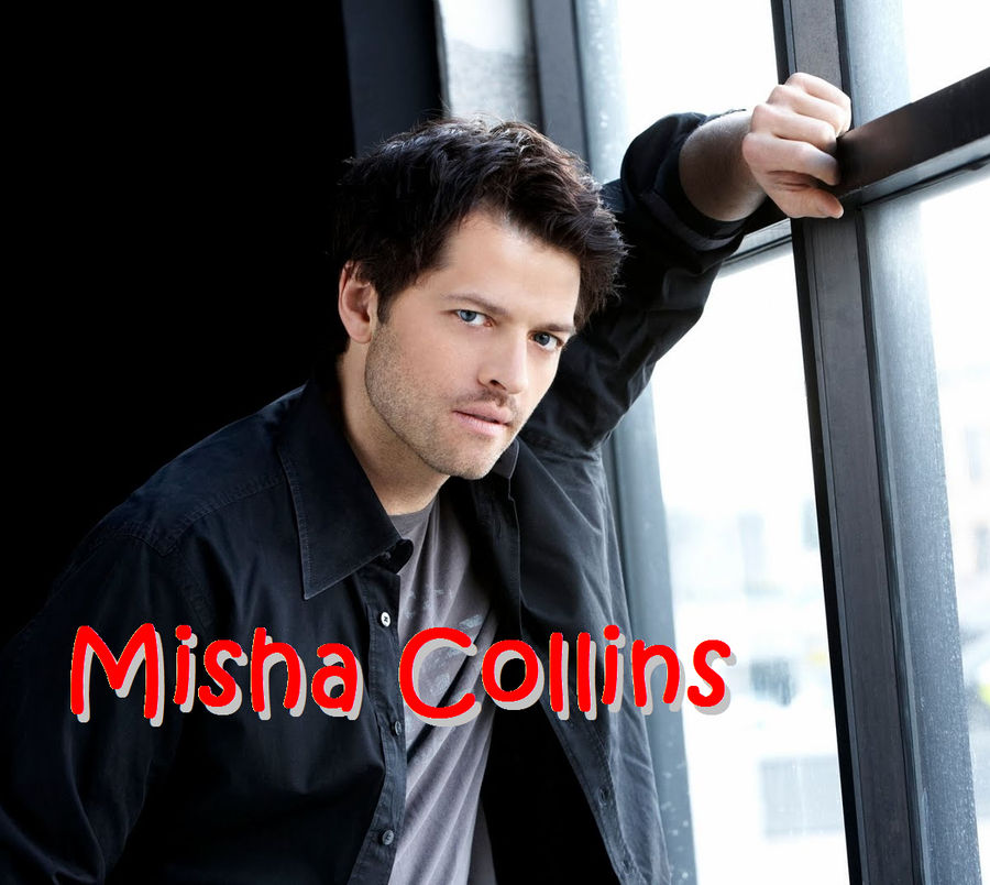 misha collins sexy