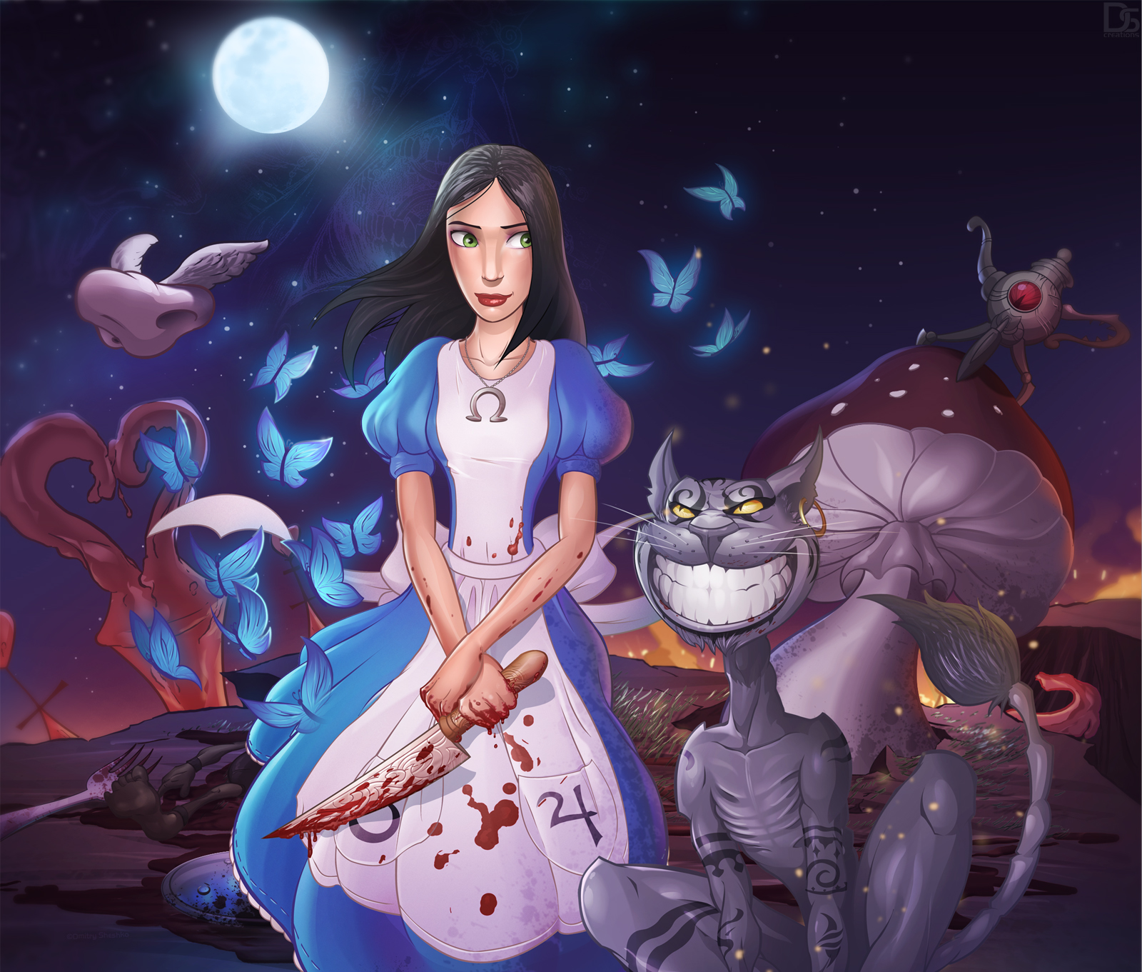 Alice: Madness Returns by Diam0nt