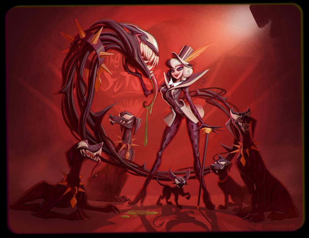 Cruella x Venom
