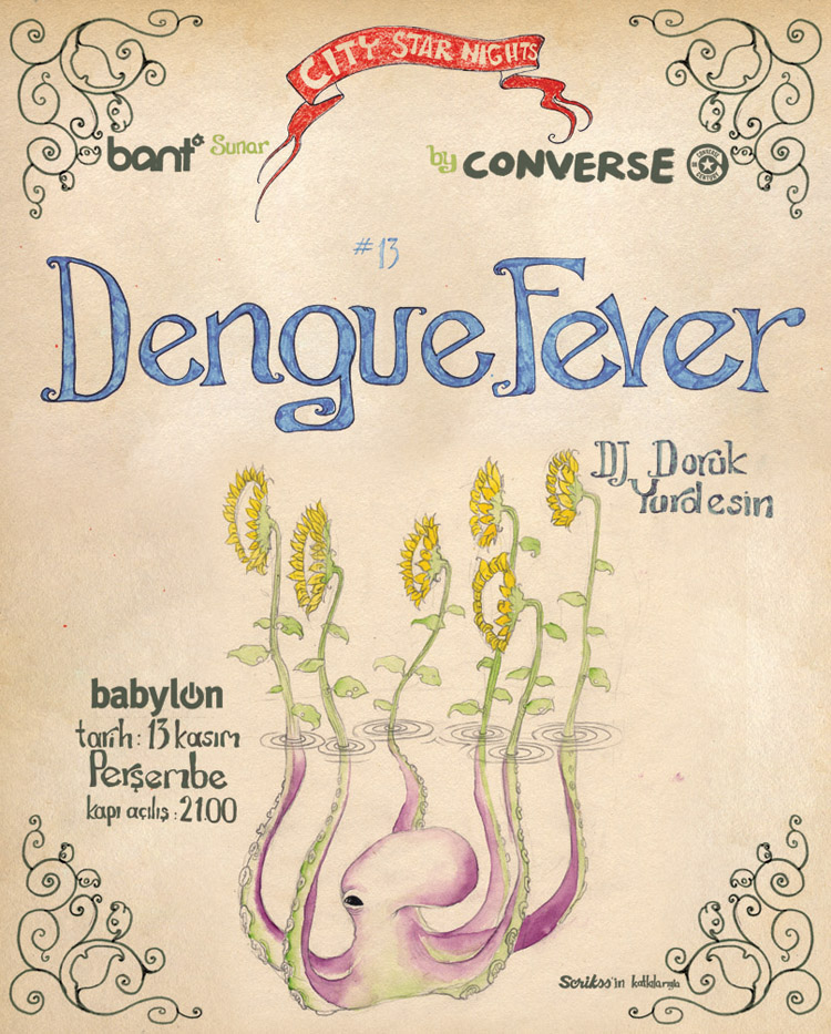 dengue fever by sadidas