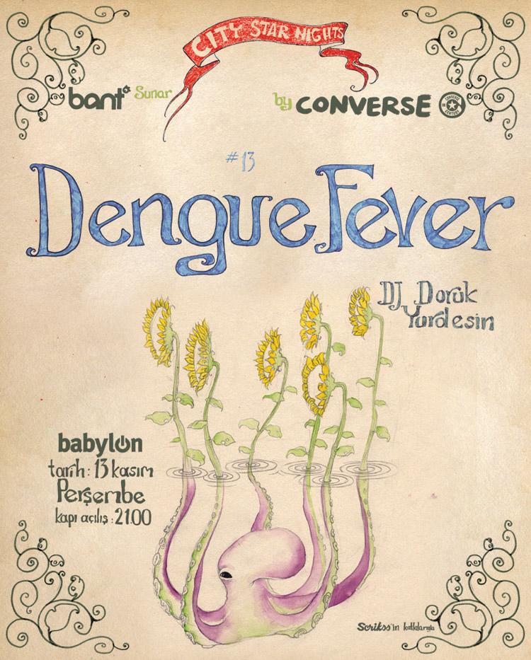 dengue fever by sadidas