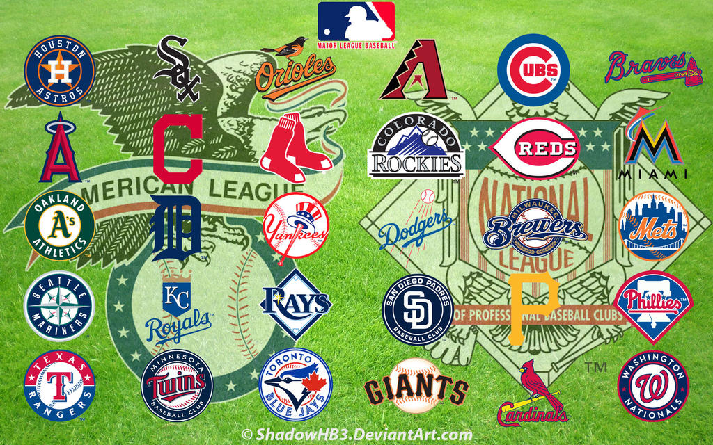 Major League Movie Baseball Logo Major League Baseball Mlb