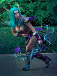 Night Elf Sentinel Cosplay - Azura Cosplay