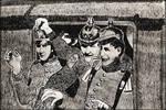 Cannon Fodder - German Mobilization 1914 by guusschut