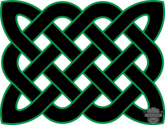 Celtic knot 2 by CosminH99