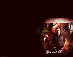 You and Me - Bella and Edward by GABY-MIX