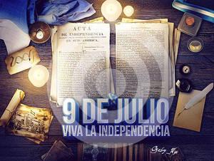 9 de Julio 1816 - Dia de la Independencia