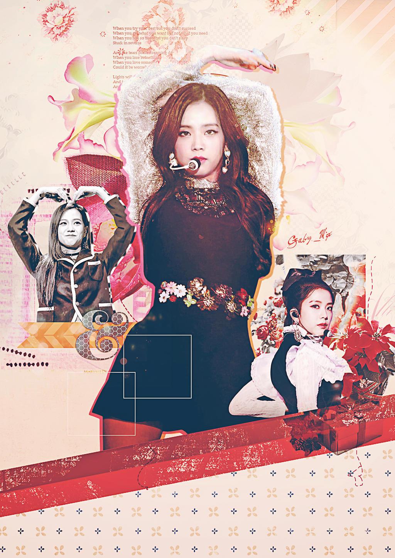 jisoo blackpink wallpaper by gaby mix daycs3j