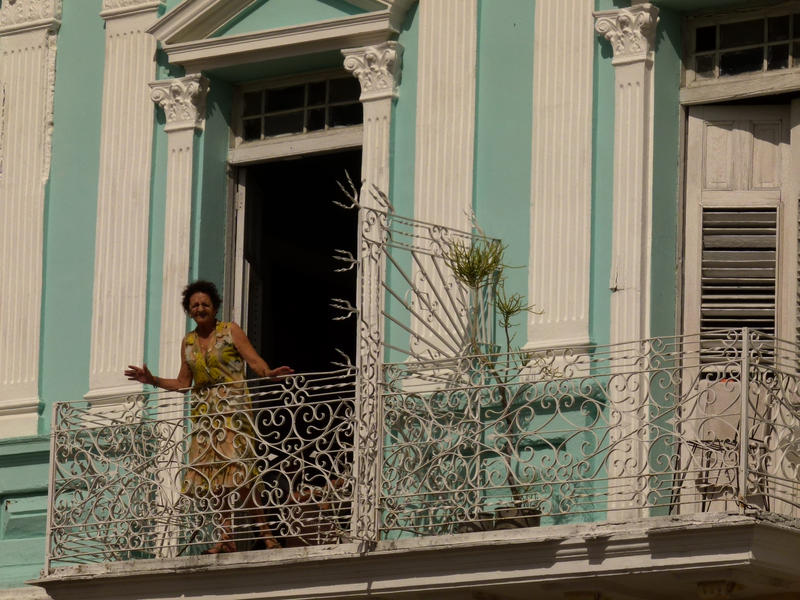 Cuba . The Granma in the spotlight by utico