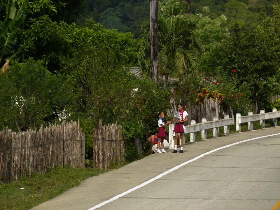 Cuba . Pioneros by utico