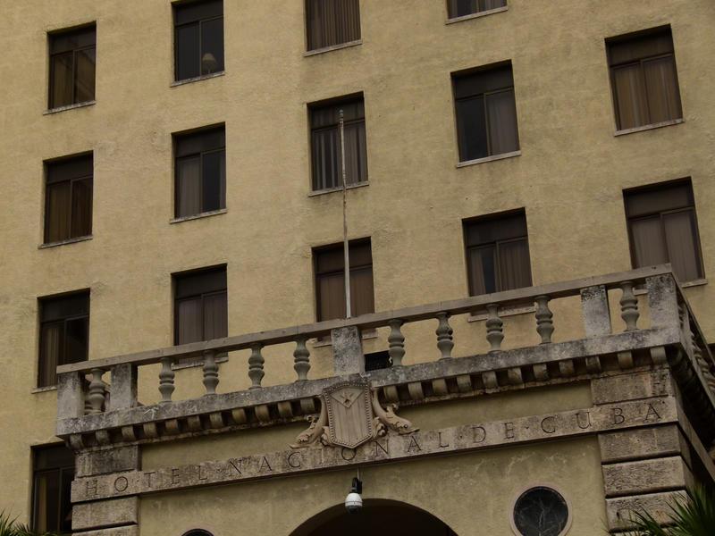 Cuba . HOTEL NACIONAL . 1 by utico