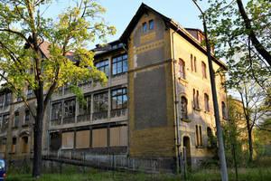 Former Hospital by utico