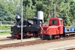 Steam vs. diesel