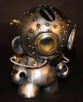 Aqua Robot Munny - 06