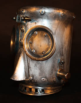 Robot Head-025 BOB