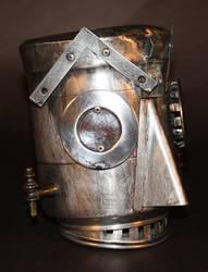 Robot Head-028 KAT by Harris-Built