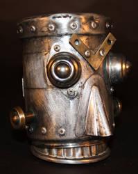 Robot Head-029 EMO by Harris-Built