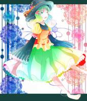 Koishi by celestial39