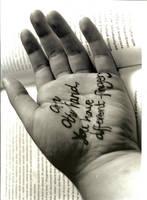 On The Other Hand.... by kiriaki
