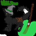 Witch's Brew (Raffle - OPEN!) by RaiinbowMochii
