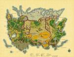 Talislanta - Worldmap - Ludopathes Editeurs