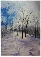 Winter day by Oksana007