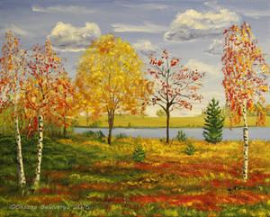 Autumn -  Canadian Landscape