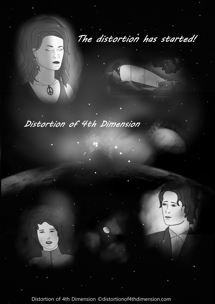 Distortion Of 4th Dimantion P2 by Oksana007