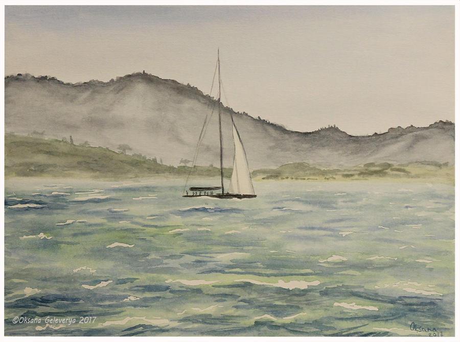 Regatta -  San Francisco Bay by Oksana007
