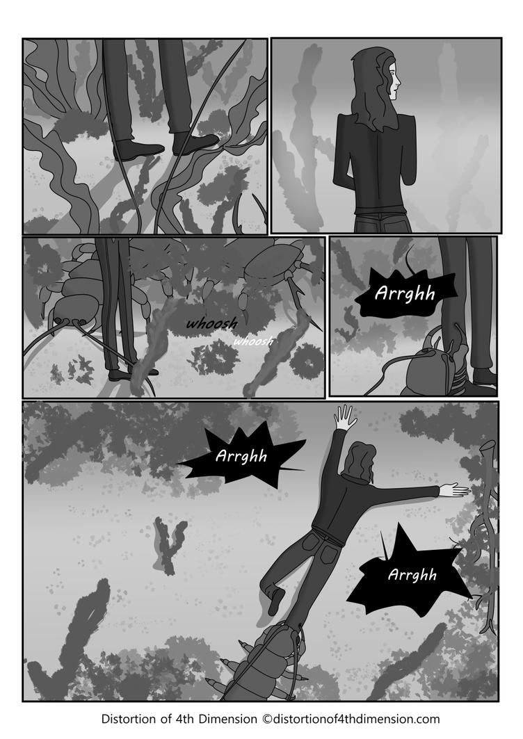 Distortion of 4th Dimension - Page 20 Chapter 3 by Oksana007