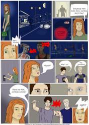 Halloween special - webcomics