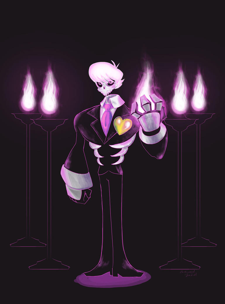 The Ghost by DarkLordZafiel