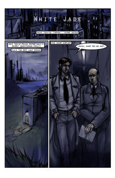 White Jade-Book One-Page Two