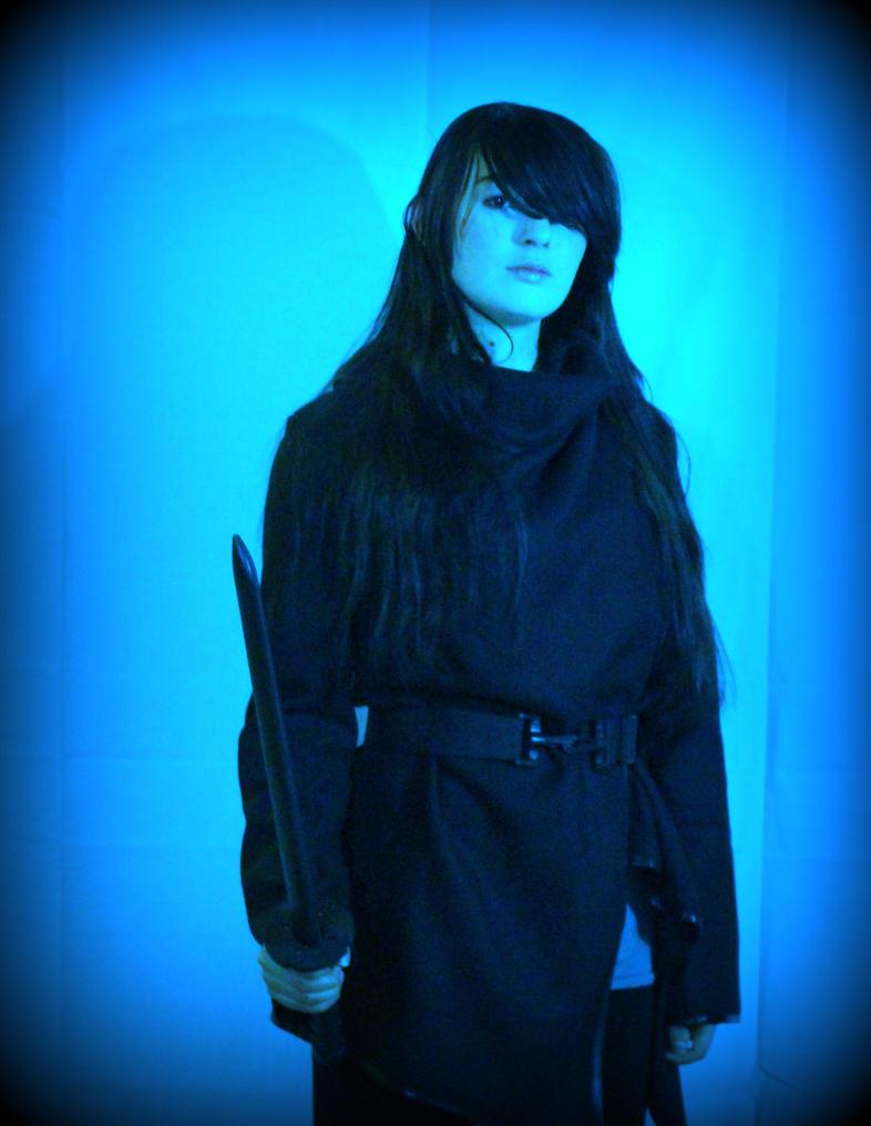Blue Nayoko by Darkjade68