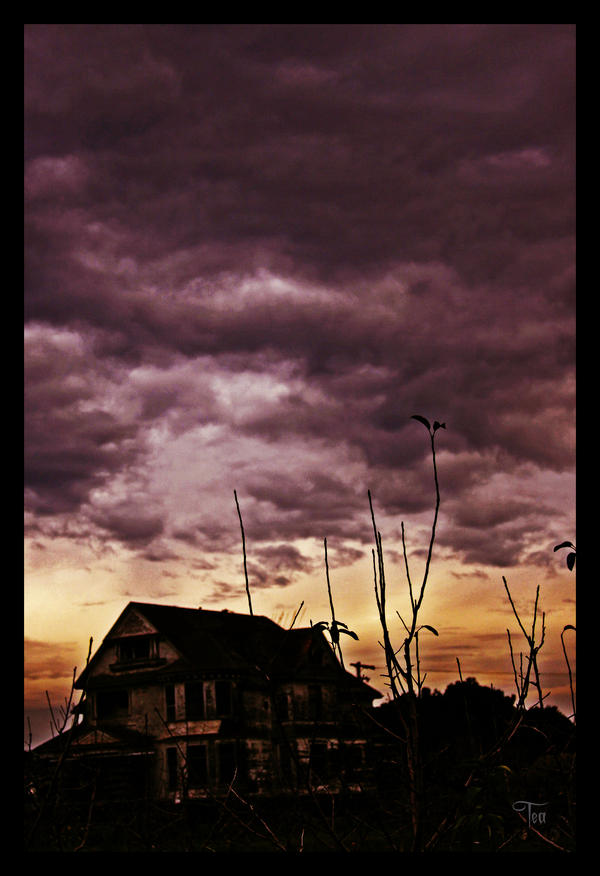 Realms of the Haunted by TeaPhotography