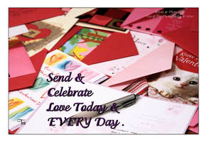 Love Today and Every Day by TeaPhotography