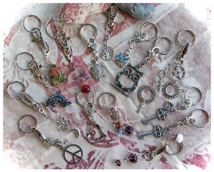 Key Chains or Clips NEW#3 for THE SHELTER PROJECT