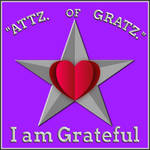 Badge of Gratitude Participants II by TeaPhotography