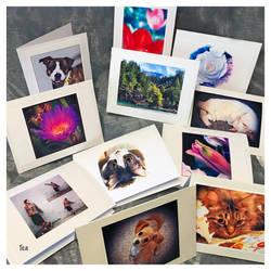 Photo Greeting Cards, Full Circle