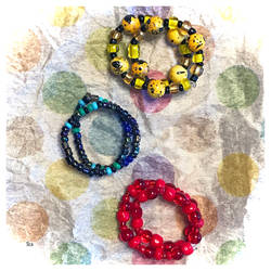Double Strand Friendship Rings