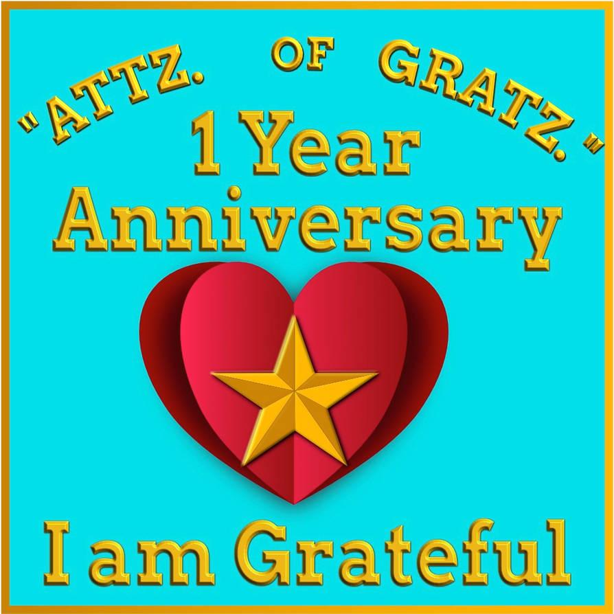 Anniversary Badge of Gratitude Participants I