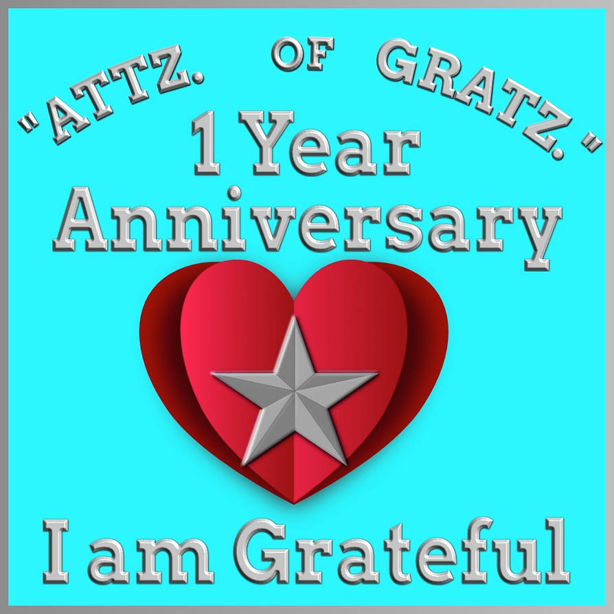 Anniversary Badge of Gratitude Participants II